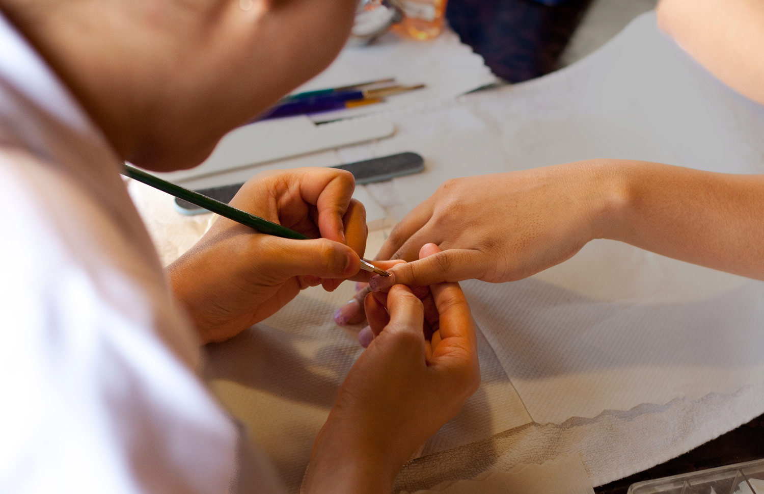 Nail Technician Course New Image College
