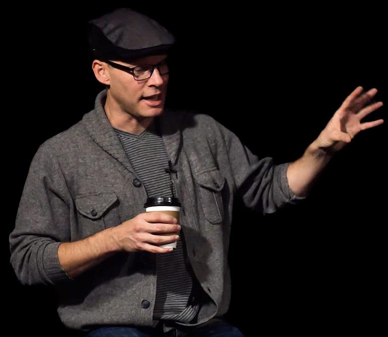 Jason Bourque NIC Talks