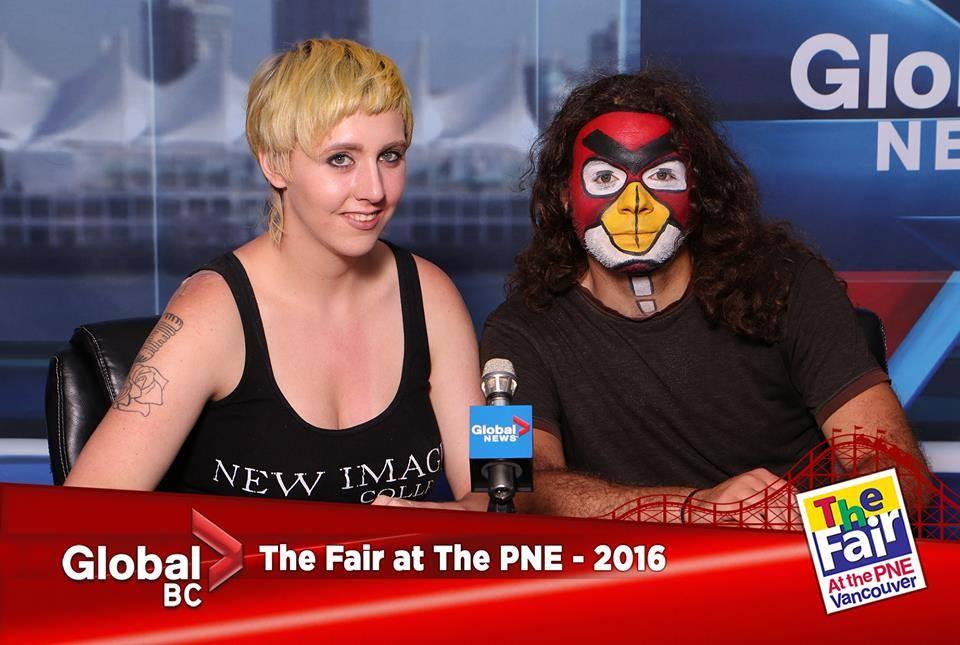 New Image Alumni, Rose Weeks Rocked at the PNE!