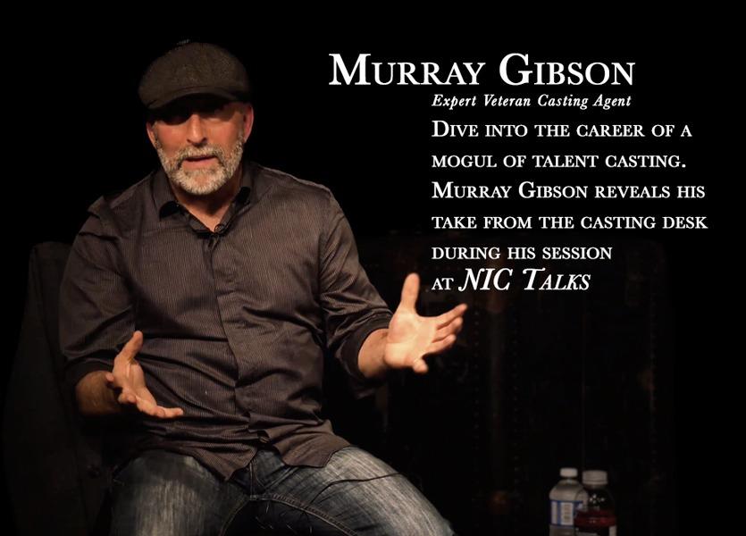 Murray Gibson NIC Talks