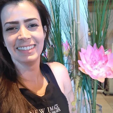 Sintia Vieira hired at Brisa Spa