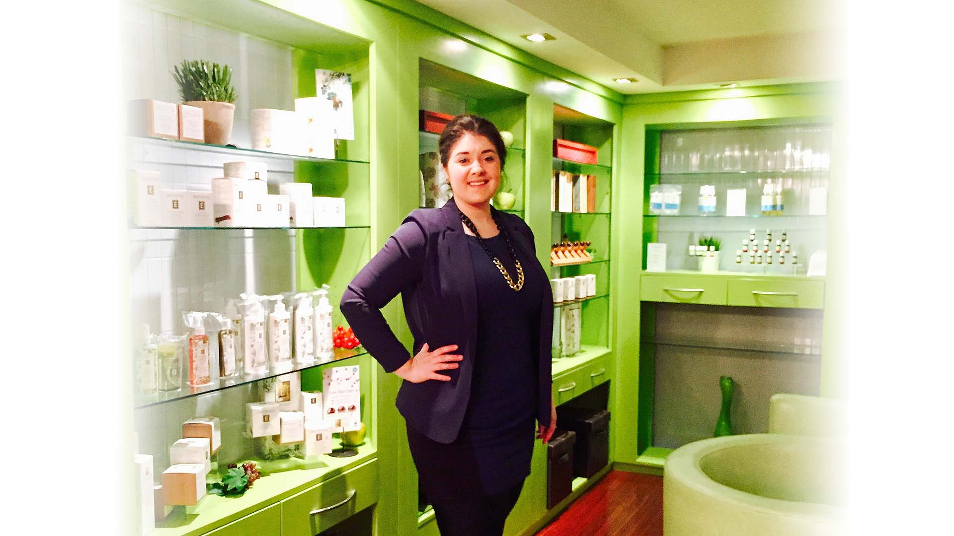 Amelia Hired at phResh Spa