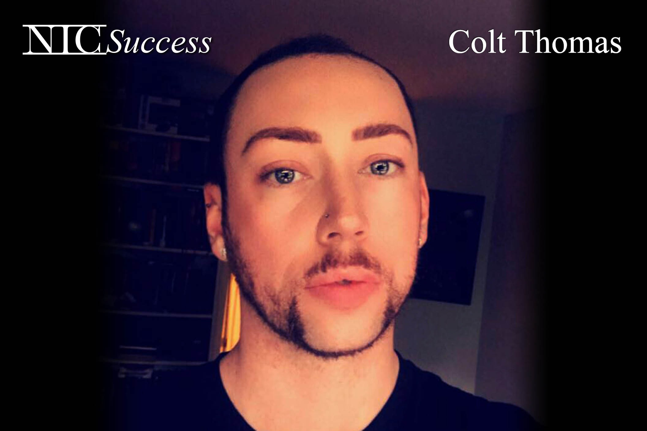 Colt Hired at Xhale Beauty Lounge
