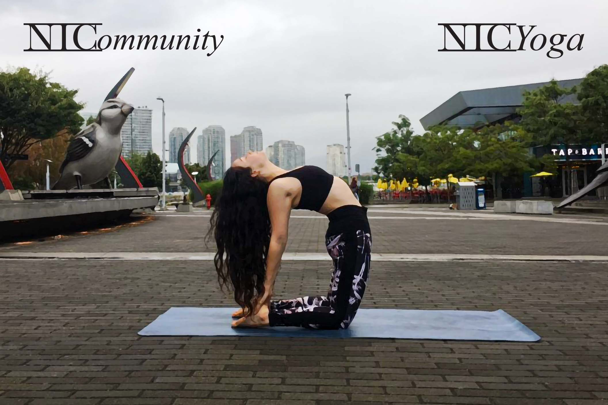 Complimentary Yoga Classes