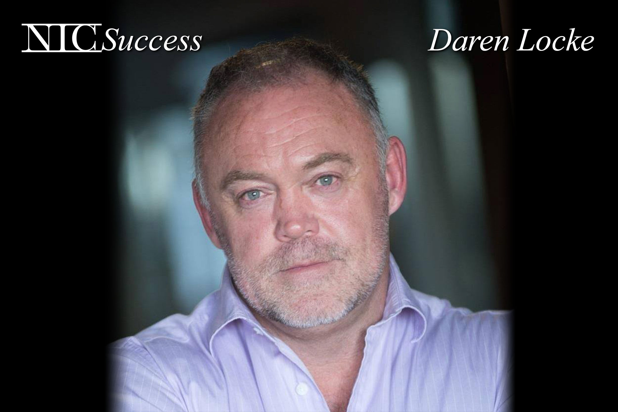 Daren Locke books high-paying commercial
