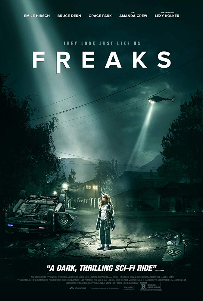 We Hosted The Cast of FREAKS