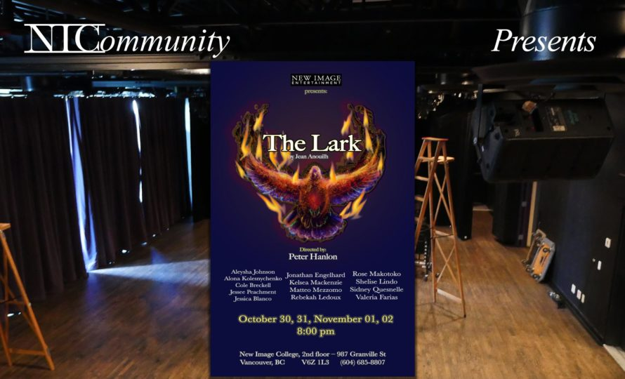 "NIC Play presents ""The Lark"" by Jean Anouilh"