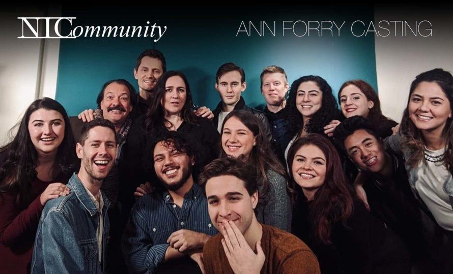Ann Forry Casting @ NIC!