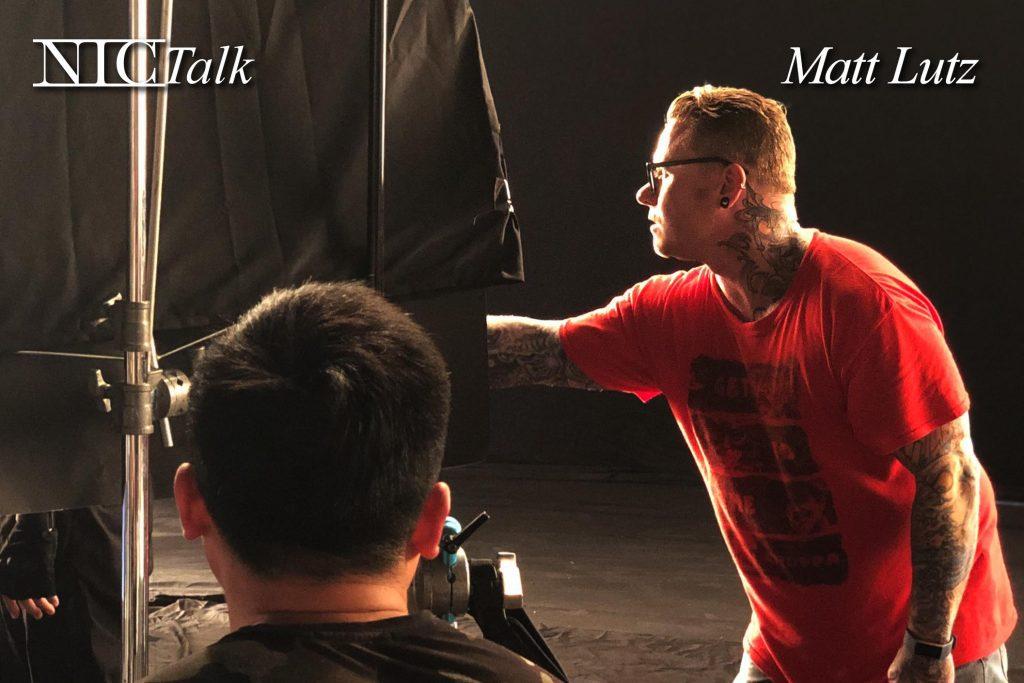 NIC Talk – Matt Lutz