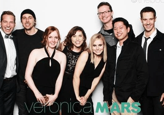 Taylor Hastings | Vernoica Mars
