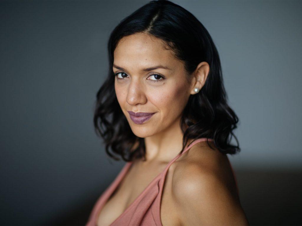 Erika Hau as Carmen in Black Summer on Netflix
