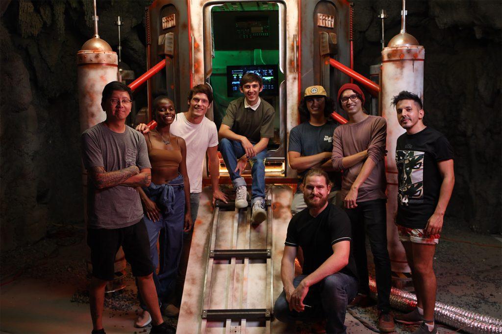 Dakota Daulby produces own film: Decay