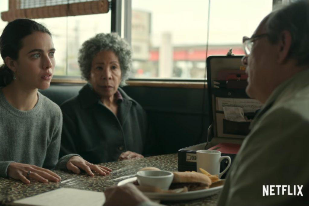 Head of Acting: Philip Granger on Netflix!